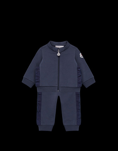 ALL IN ONE Dark blue Baby 0-36 months - Girl