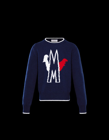 CREWNECK Dark blue Junior 8-10 Years - Boy Man