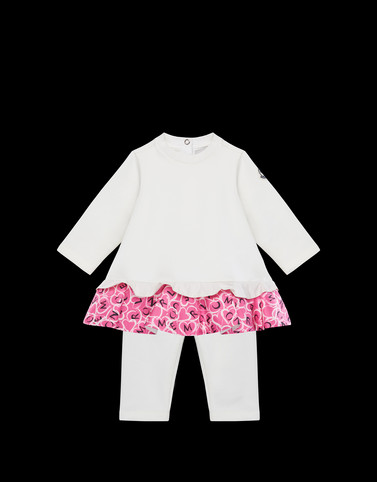 ALL IN ONE Ivory Baby 0-36 months - Girl