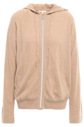 FILIPPA K SOFT SPORT Mélange cashmere hoodie