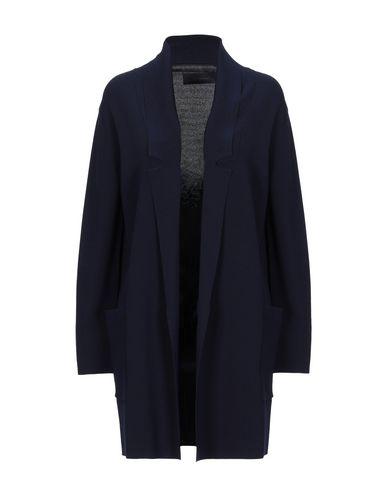 Купить Женский кардиган BLUE LES COPAINS темно-синего цвета