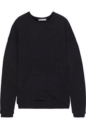 DUFFY Donegal cashmere sweater