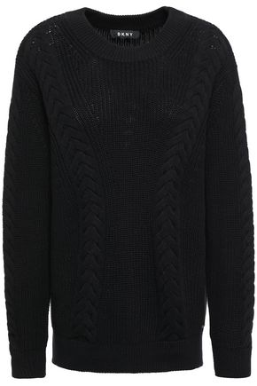 Fresh Perspective Cotton Sweater by Dkny