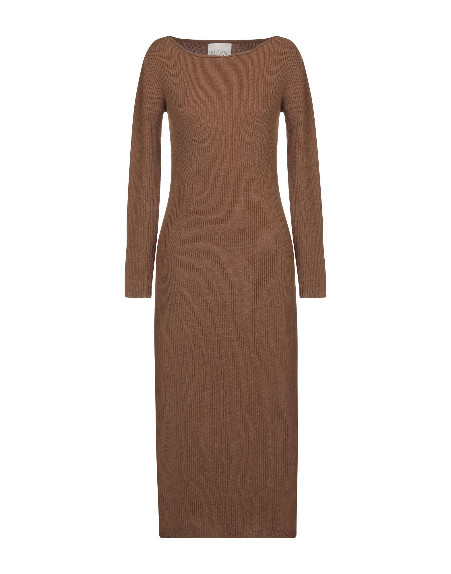 N.O.W. ANDREA ROSATI CASHMERE Платье длиной 3/4