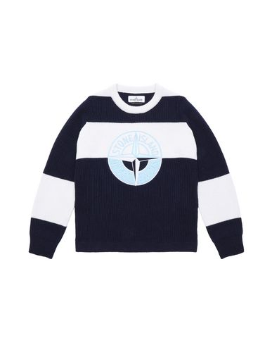 STONE ISLAND JUNIOR Sweater Man 511D1  f