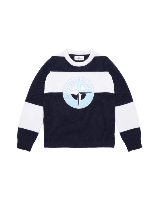 Sweater 511D1  STONE ISLAND JUNIOR - 0