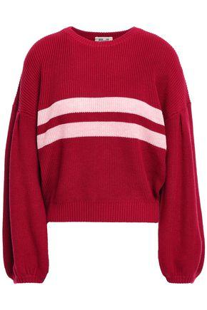 BAUM UND PFERDGARTEN Striped knitted sweater