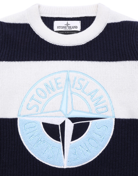 14007058ns - KNITWEAR STONE ISLAND JUNIOR