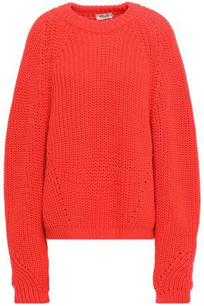 BAUM UND PFERDGARTEN Oversized ribbed cotton-blend sweater