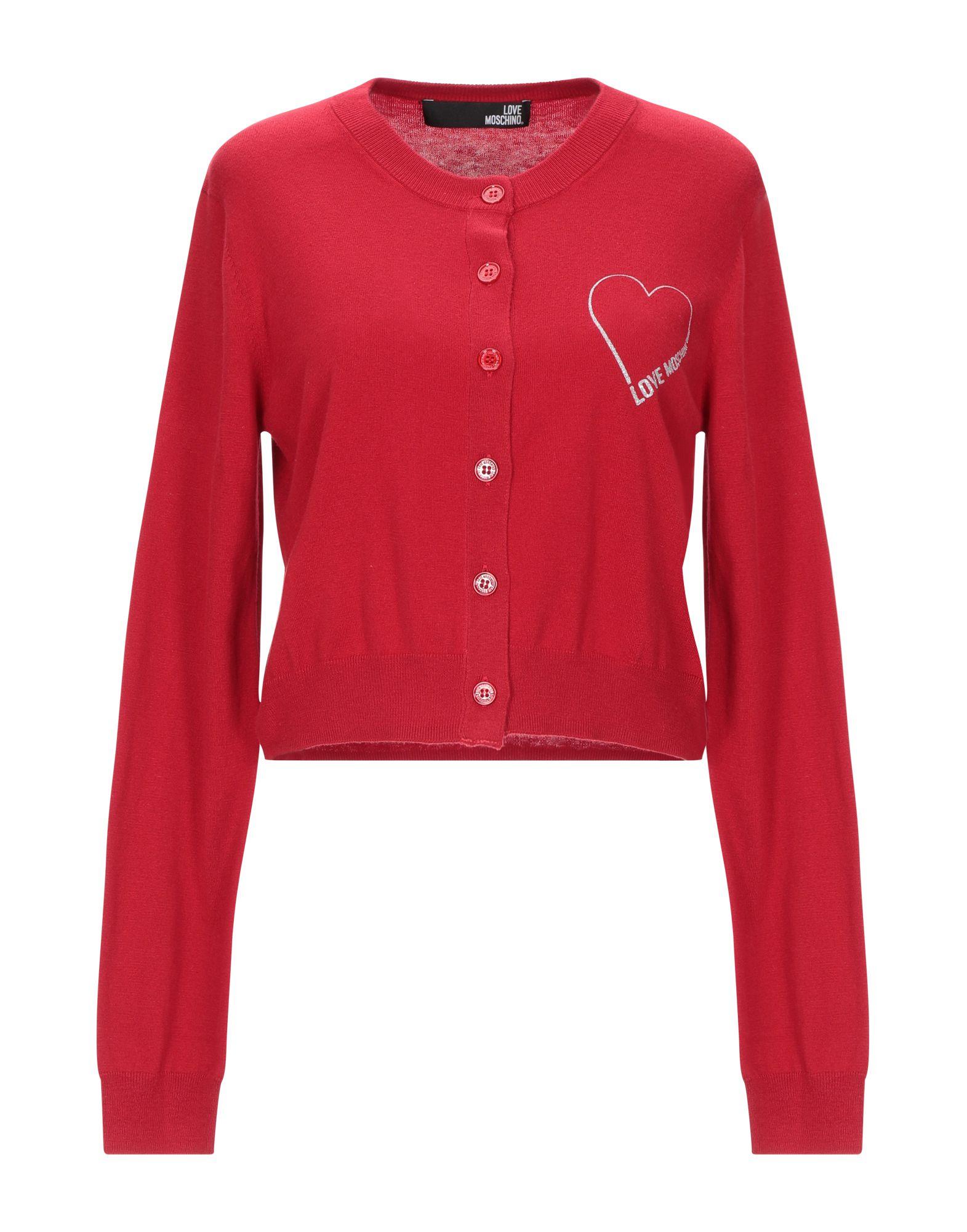 LOVE MOSCHINO Cardigans - Item 14007108