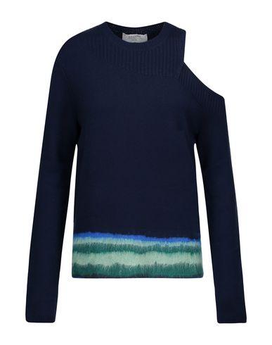 Фото - Женский свитер LA LIGNE темно-синего цвета