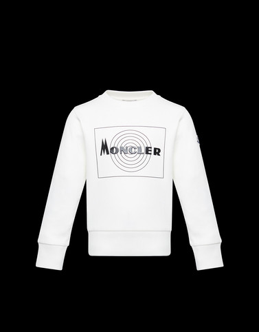 SWEATSHIRT White Teen 12-14 years - Boy Man