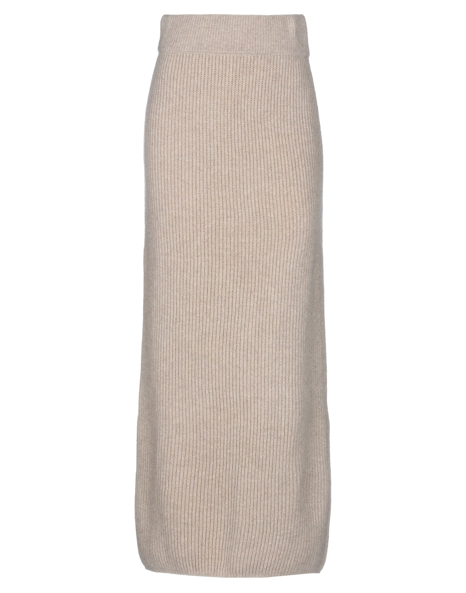 N.O.W. ANDREA ROSATI CASHMERE Длинная юбка