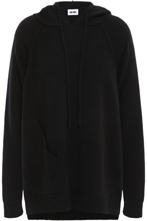 EACH X OTHER Merino wool and cashmere-blend hoodie