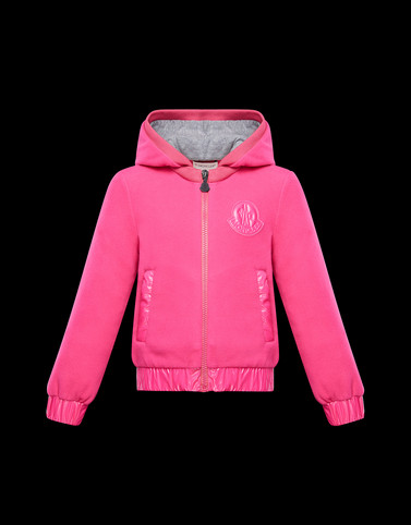 CARDIGAN Fuchsia Teen 12-14 years - Girl