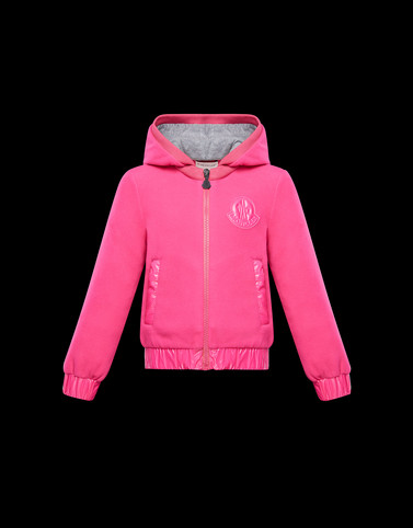CARDIGAN Fuchsia Junior 8-10 Years - Girl Woman