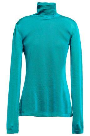 MISSONI Stretch-knit turtleneck sweater
