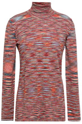 MISSONI Marled wool turtleneck sweater