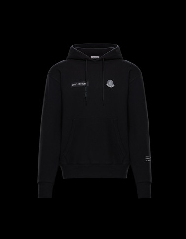 SWEATSHIRT Black Sweatshirts