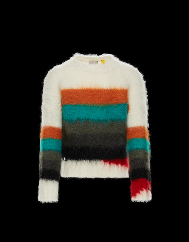 CREWNECK Multicolor Knitwear & Sweatshirts