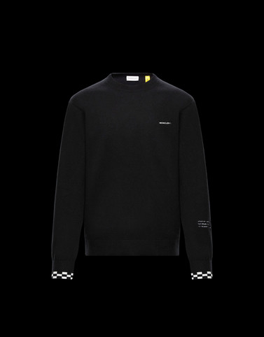 CREWNECK Black New in