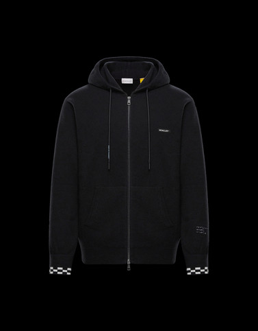 CARDIGAN Black Knitwear & Sweatshirts Man