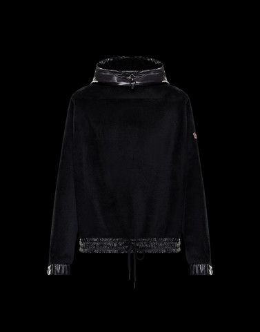 SWEATSHIRT Black Grenoble Knitwear