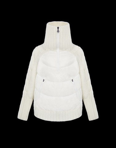 PADDED CAPE White Junior 8-10 Years - Girl Woman
