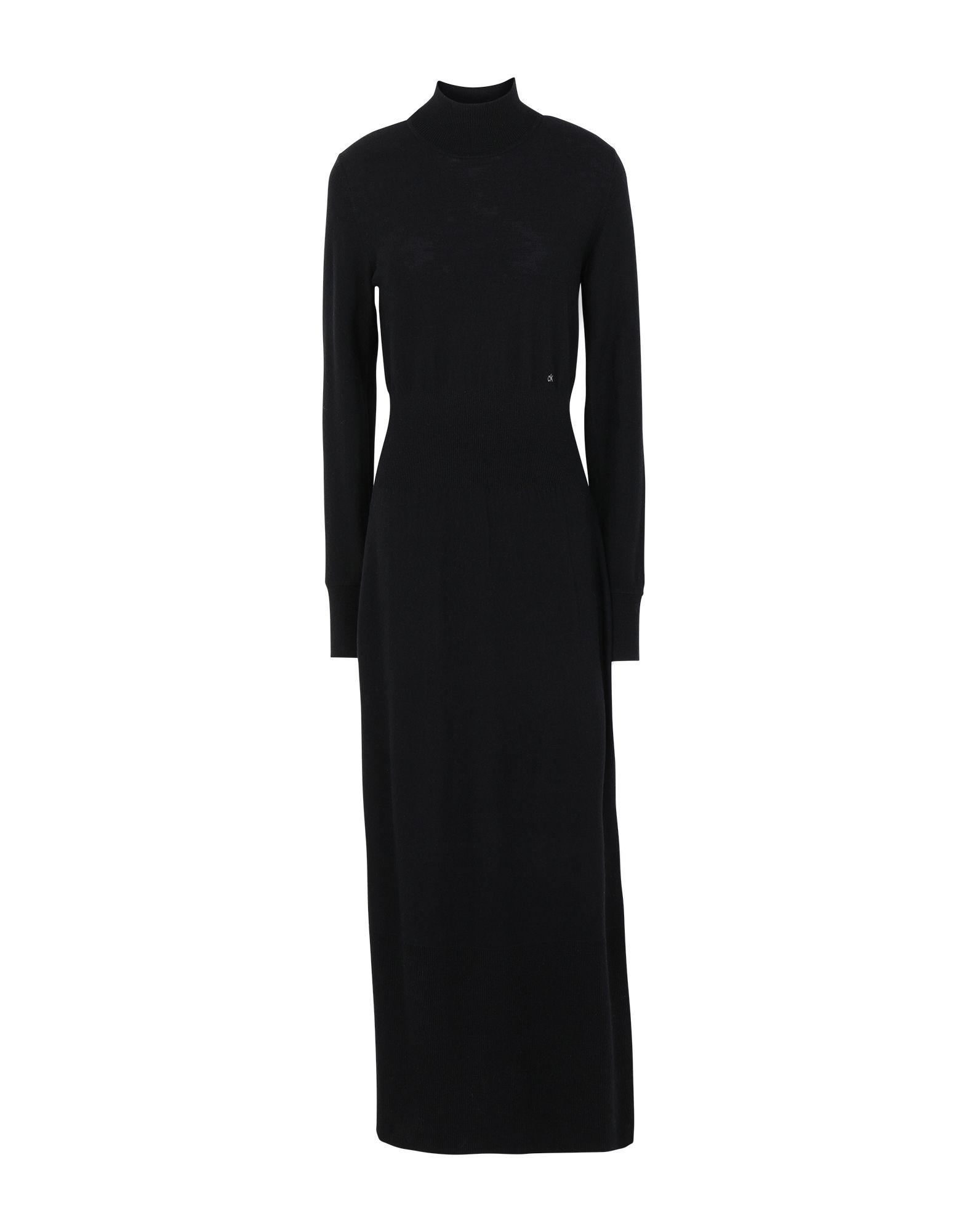 CALVIN KLEIN Длинное платье