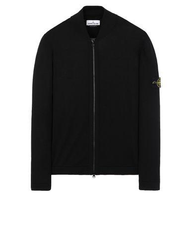 STONE ISLAND 519B3 Sweater Man Black USD 207