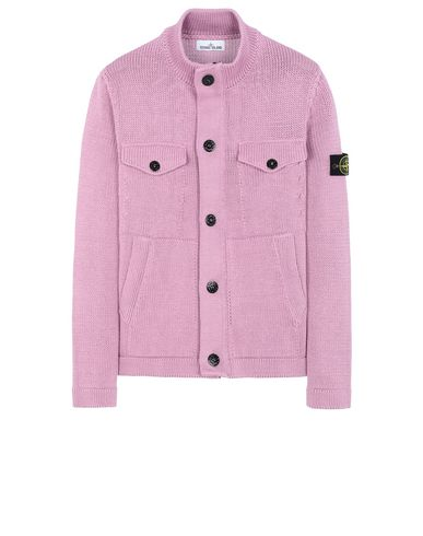 STONE ISLAND 544D4 Sweater Man Pink Quartz USD 901