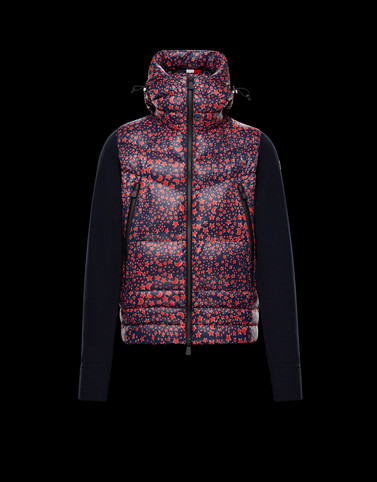 PADDED GILET Blue 3 Moncler Grenoble Man