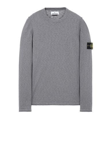 STONE ISLAND 502B0 Sweater Man Blue Grey USD 165