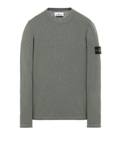 STONE ISLAND 502B0 Sweater Herr Olivgrün EUR 165
