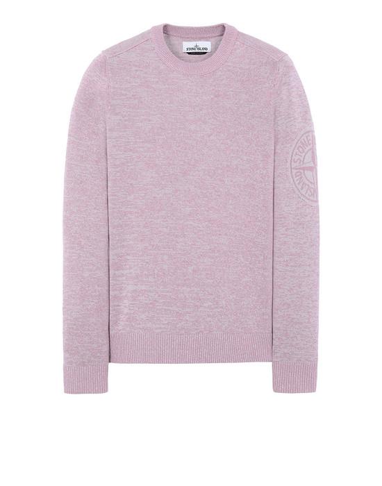 STONE ISLAND 564D7 Sweater Herr Rosenquarz