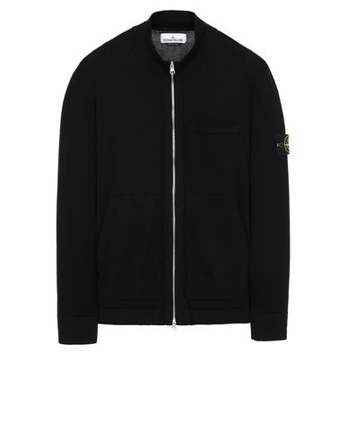 STONE ISLAND 526B2 Sweater Man Black USD 233
