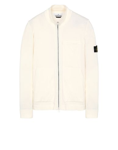 STONE ISLAND 526B2 Sweater Man Ivory USD 483