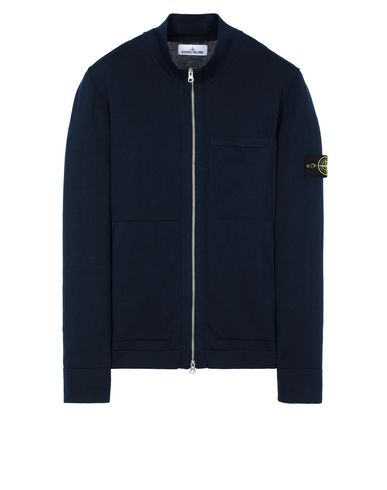 STONE ISLAND 526B2 Sweater Man Marine Blue USD 483