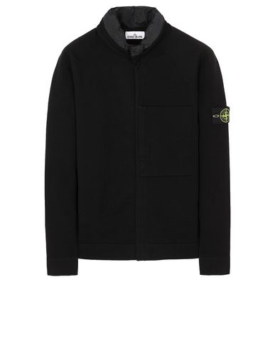 STONE ISLAND 511D2 Sweater Man Black EUR 473