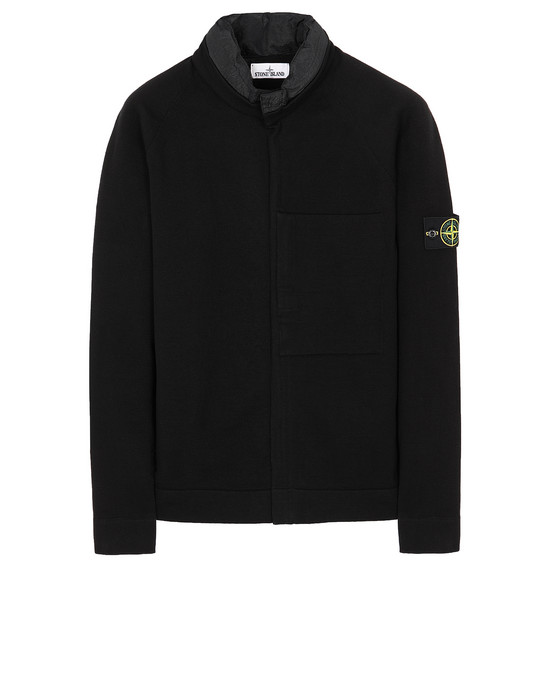 STONE ISLAND 511D2 Sweater Man Black