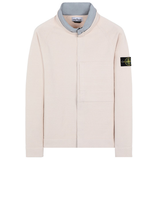 Sweater Man 511D2 Front STONE ISLAND