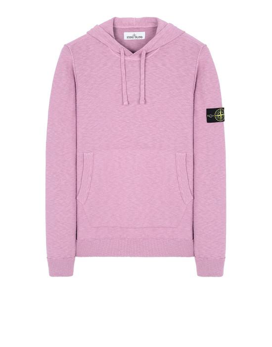 STONE ISLAND 505B0 Свитер Для Мужчин Розовый кварц