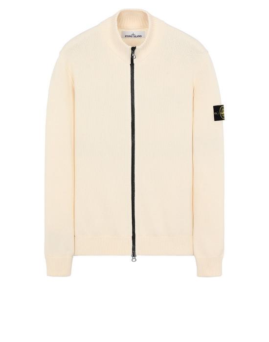 STONE ISLAND 518B1 Sweater Herr Elfenbein