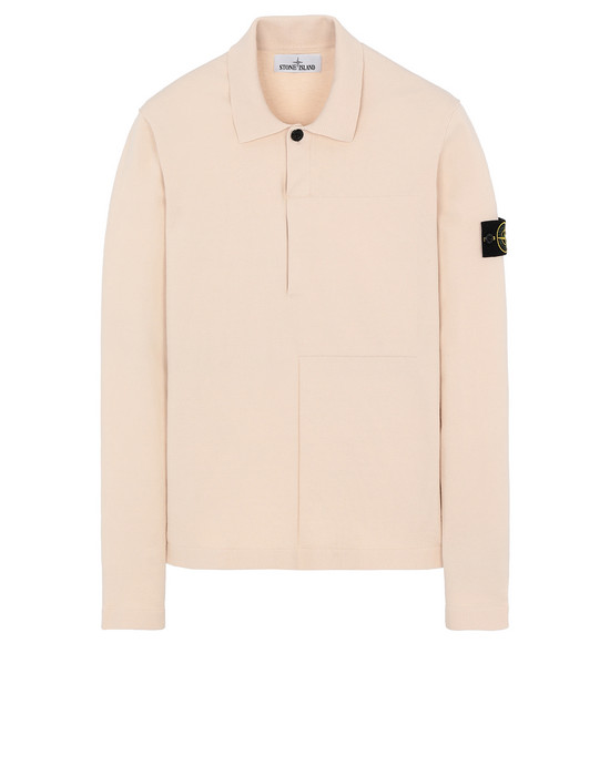 STONE ISLAND 513D2 Sweater Man Beige