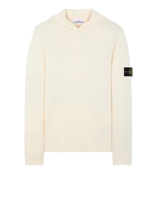 STONE ISLAND 516B3 Sweater Man Beige