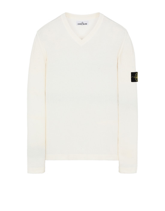 Tricot Homme 503B9 Front STONE ISLAND