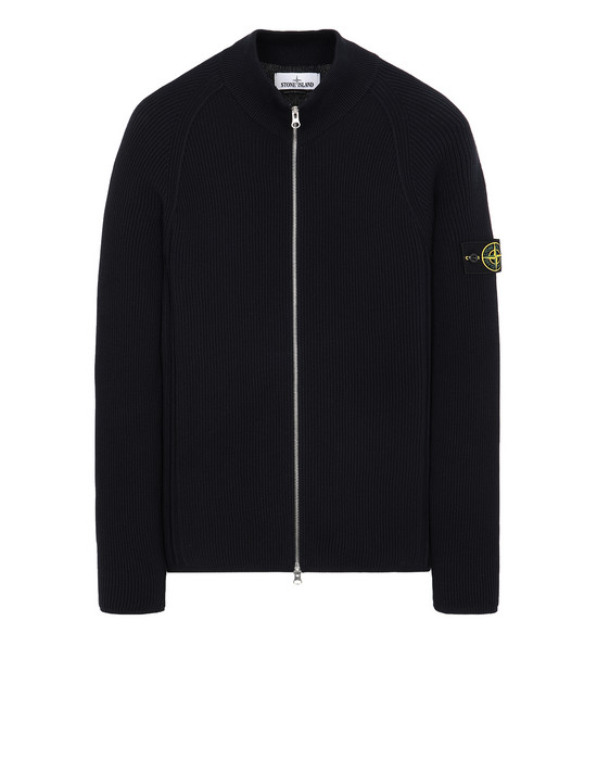STONE ISLAND 562D8 Sweater Man Blue