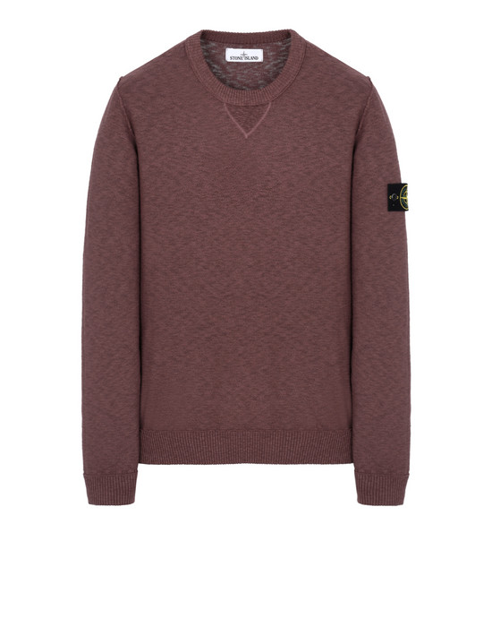 STONE ISLAND 531B0 Sweater Man MAHOGANY BROWN