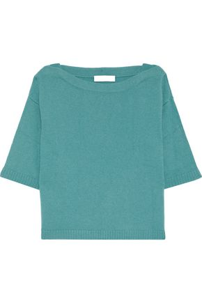 VALENTINO Ribbed cashmere top