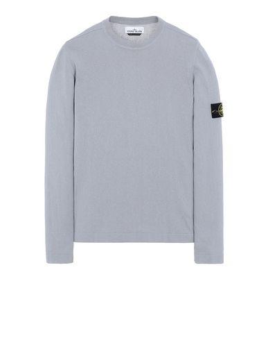STONE ISLAND 532B9 Sweater Man Dust Gray USD 202